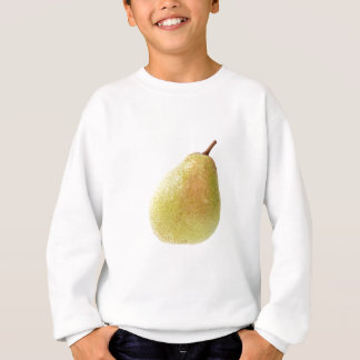 Single ripe pear sweatshirt