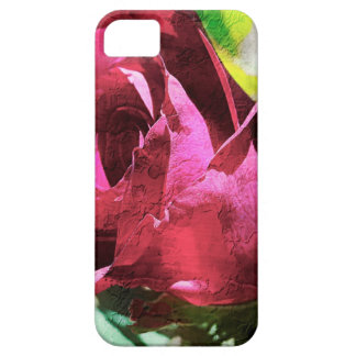 Single Rose Gifts iPhone SE/5/5s Case