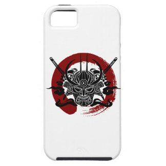 Single Samurai Enso Blood Circle iPhone SE/5/5s Case