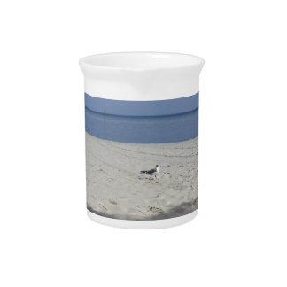 Single Seagull Beverage Pitchers