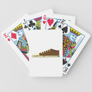 Single Shoe Bicycle Playing Cards