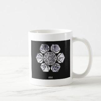 Single Snowflake Photography Coffee Mug