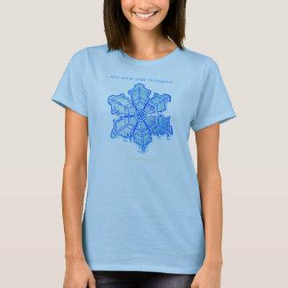 Single Snowflake T-Shirt