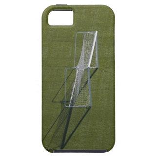 Single Soccer Goal iPhone SE/5/5s Case