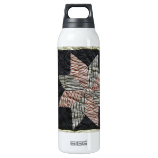 Single Star-Liberty Bottle 16 Oz Insulated SIGG Thermos Water Bottle