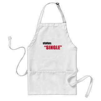 Single Status Adult Apron