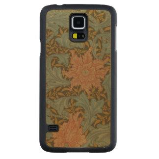 'Single Stem' wallpaper design Carved® Maple Galaxy S5 Slim Case