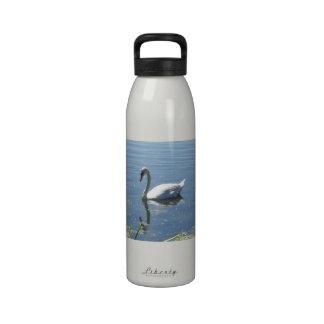 Single Swan Liberty Water Bottle