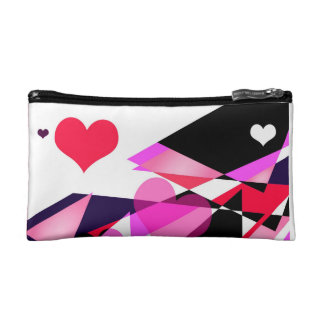 Single Track to Love 1 Cosmetic Case Cosmetics Bags
