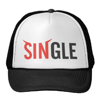 Single Trucker Hat