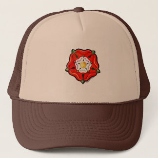 Single Tudor Rose Trucker Hat