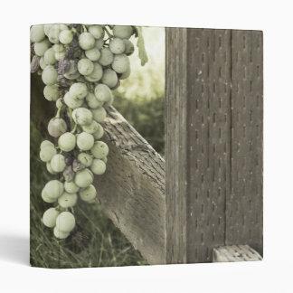 Single Vine Vinyl Binders