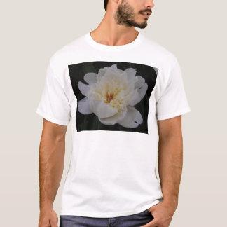 Single White Camellia T-Shirt