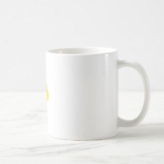 Single Yellow Four O'Clock Coffee Mug