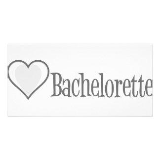 SingleHeart-Bachelorette-Grey Card