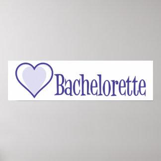 SingleHeart-Bachelorette-Ind Póster