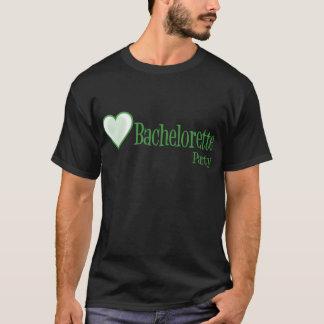 SingleHeart-BacheloretteParty-Grn T-Shirt