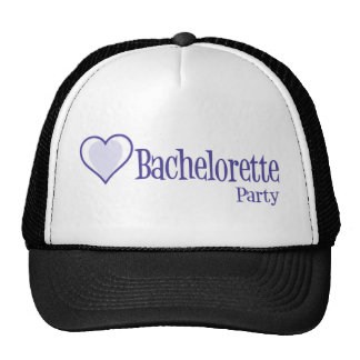 SingleHeart-BacheloretteParty-Ind Mesh Hats