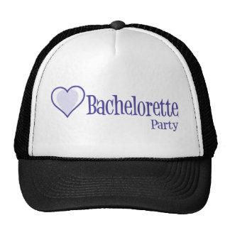 SingleHeart-BacheloretteParty-Ind Trucker Hat