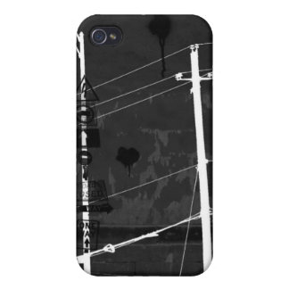 sings power line iPhone 4/4S covers