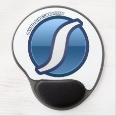 Singsnap Logo Gel Mousepad at Zazzle