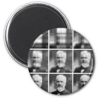 Singular value decomposition 2 inch round magnet