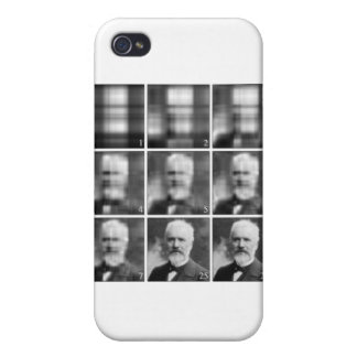 Singular value decomposition iPhone 4 cover