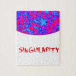 singularidad con universo de la microonda puzzle