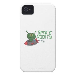 Singularidad del espacio iPhone 4 Case-Mate fundas