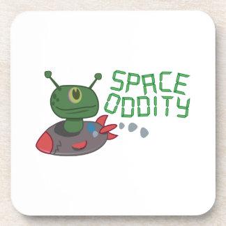 Singularidad del espacio posavasos
