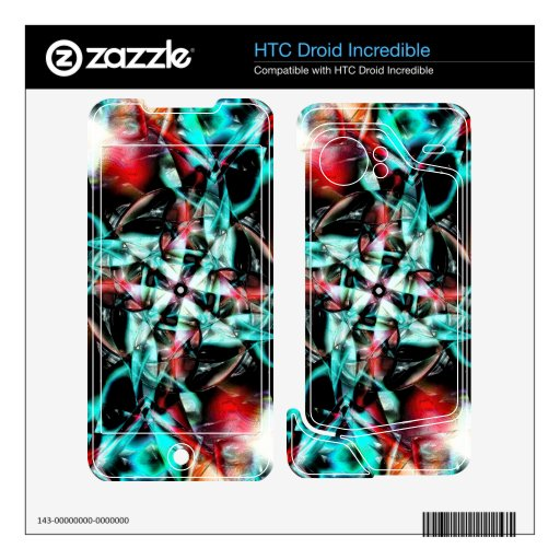 Singularidad HTC Droid Incredible Skin
