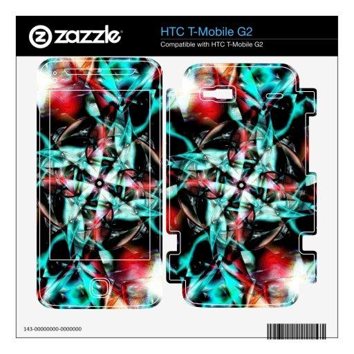 Singularidad HTC T-Mobile G2 Calcomanías