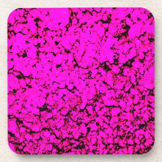 Singularidad rosada posavaso