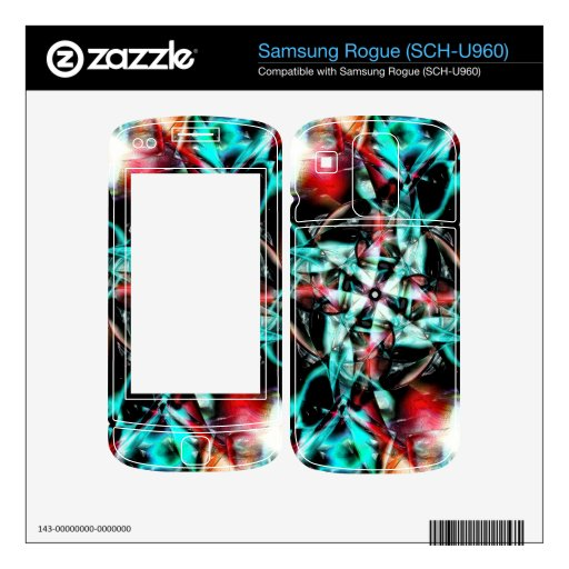 Singularidad Samsung Rogue Skin
