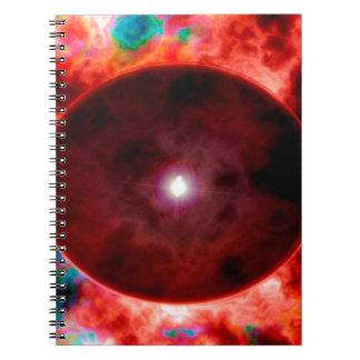Singularidad Spiral Notebook