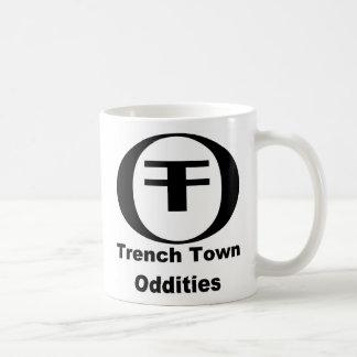Singularidades 5 de la ciudad del foso tazas de café