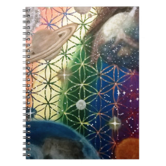 Singularity... by Daividh McGregor Notebook