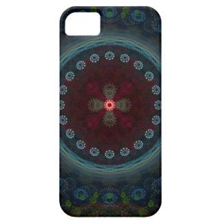Singularity fractal iPhone SE/5/5s case