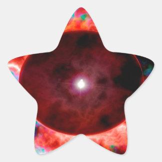 Singularity Star Sticker