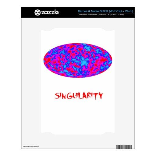 singularity with microwave iuniverse NOOK skin