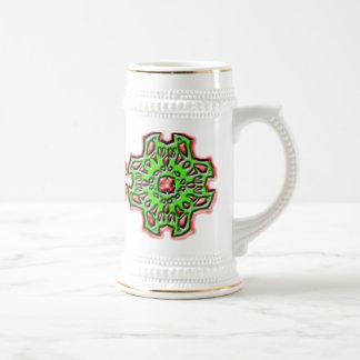 Sinical Flower Mug