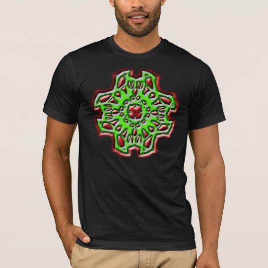 Sinical Flower Shirt