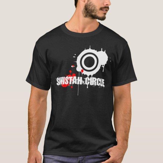 Sinistah Circle Hip Hop T-Shirt