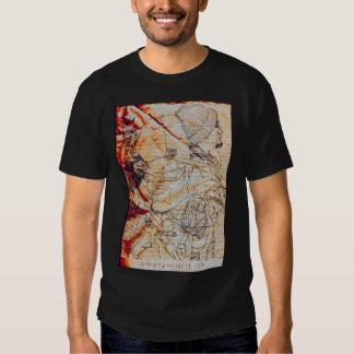 Sinistah Circle Sketch T Shirt