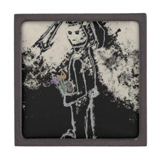 sinister bunny keepsake box