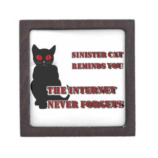 Sinister Cat Gift Box