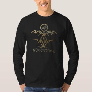sinister // soul searcher // ls // black tee shirt