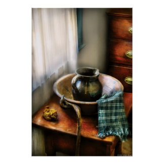 Sink - A Wash Basin Posters