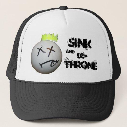 5adb1a85532 Sink and Dethrone - Hat