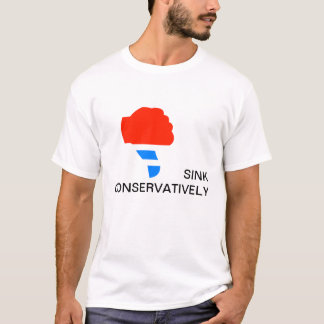 Sink Conservatively T-Shirt